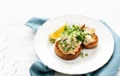 Niall Sabongi Crab on Toast, crab recipe, seafood recipes, shellfish, i love cooking, chef recipe series