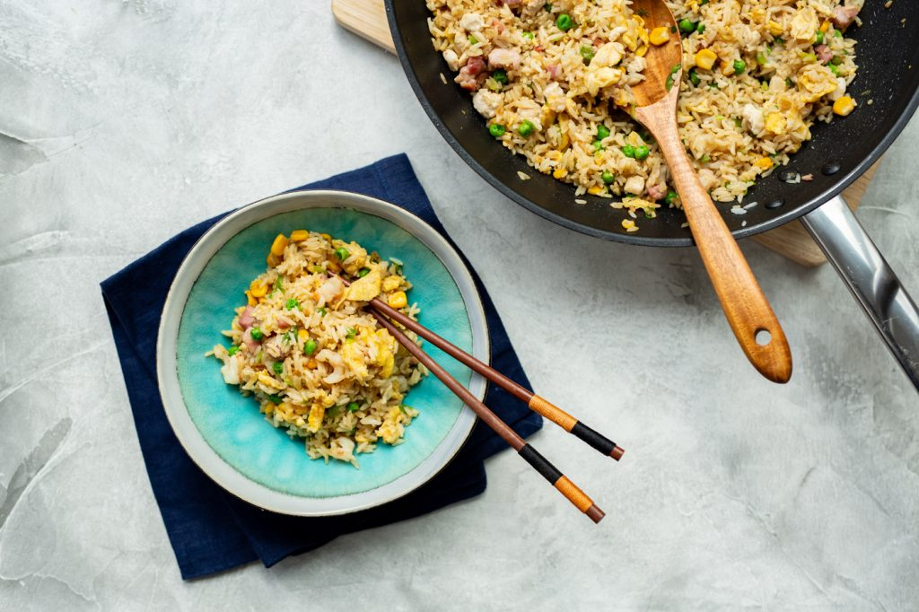 Kwanghi Chan, Young Chow Fried Rice