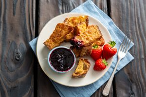 Sourdough French Toast Fingers